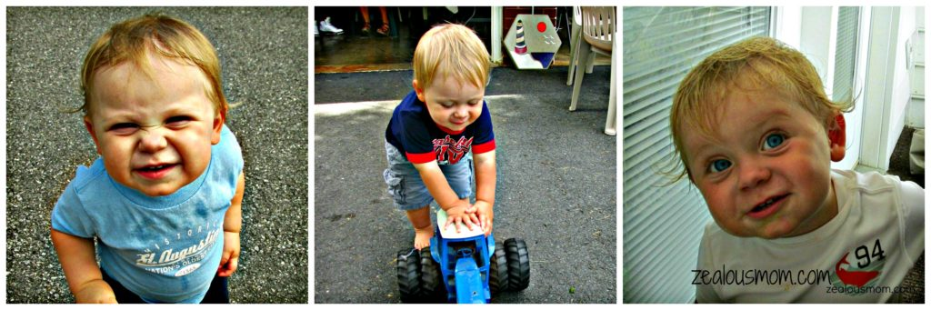 My Toddler can use Facebook -zealousmom.com #parenting #facebook #socialmedia
