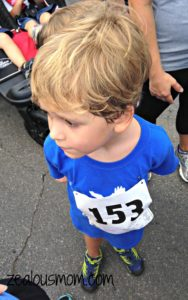 Waynesville Main Stree Mile -zealousmom.com #running #races