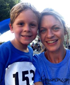 Waynesville Main Stree Mile -zealousmom.com #races #running