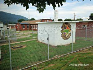 Haywood Pathways Center #teardownthesefences -zealousmom.com