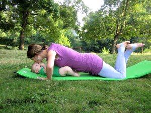 5 Post-Baby Exercises that Work -zealousmom.com #babyweight #exercises