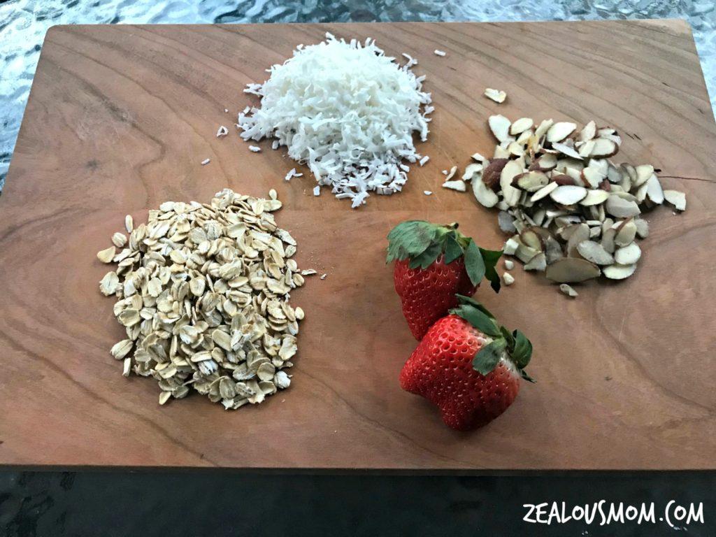 Quick & Easy Homemade Granola