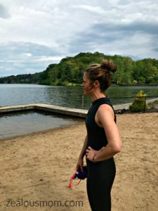 Finding vulnerability through triathlon. @zelaousmom.com